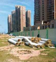 杏林杏滨路污水改造项目